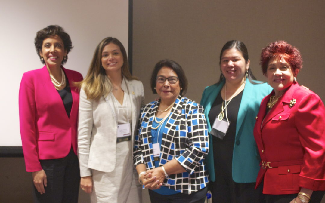 Latinas Connecting, Learning And Mobilizing