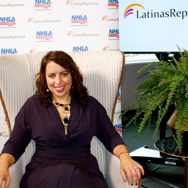 From the Environment to Public Office #LatinasRepresent Nationwide!
