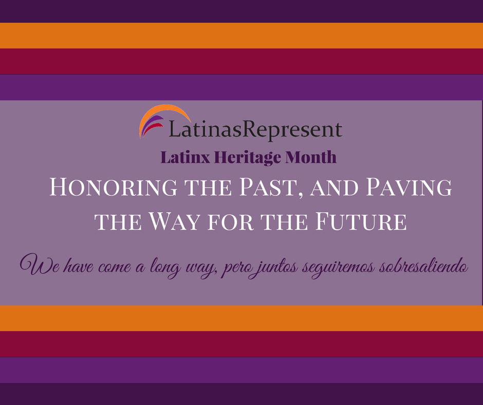 Latinx Heritage Month 2017