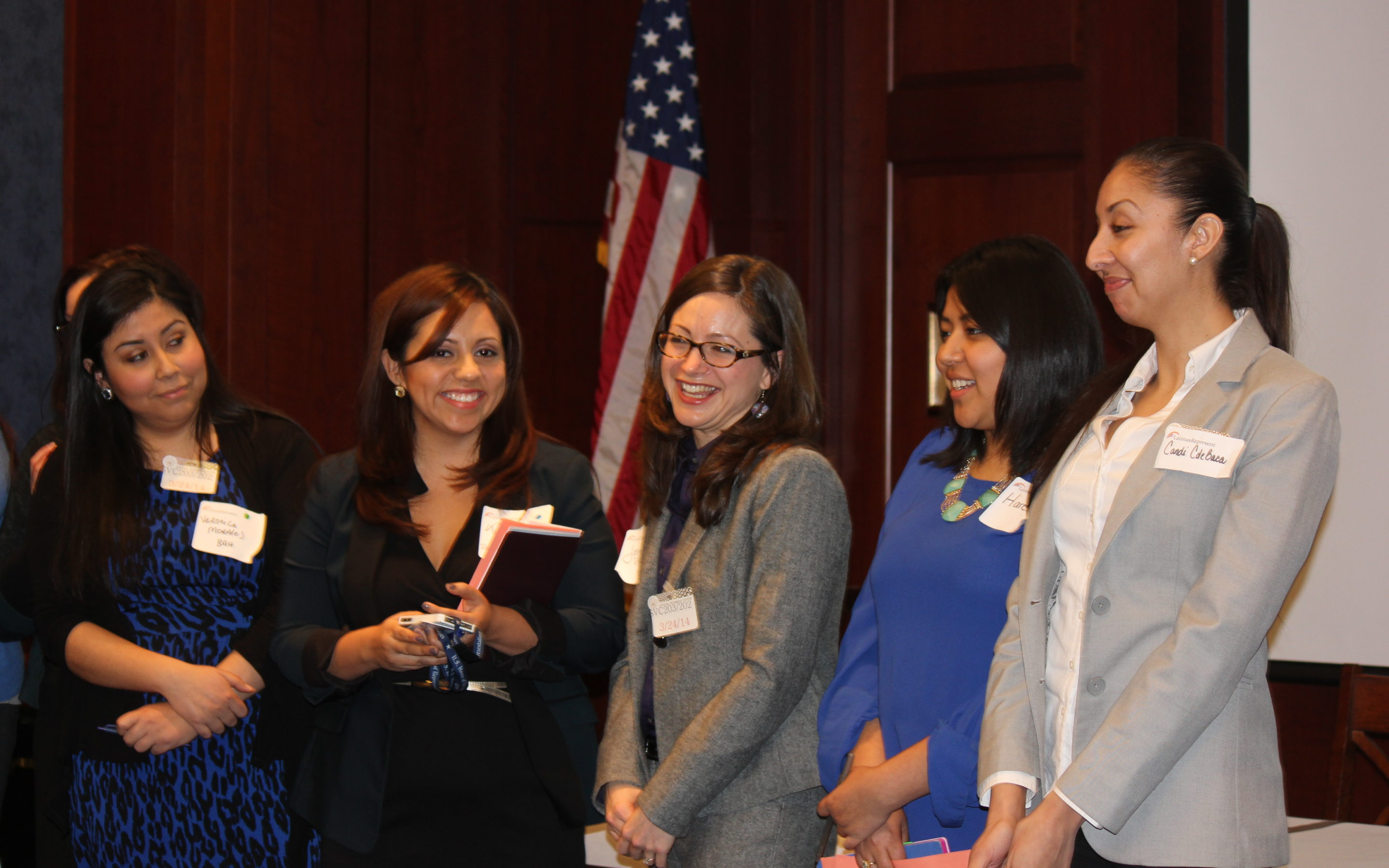 Texas Organizations and Programs Supporting Women's and Latina Leadership