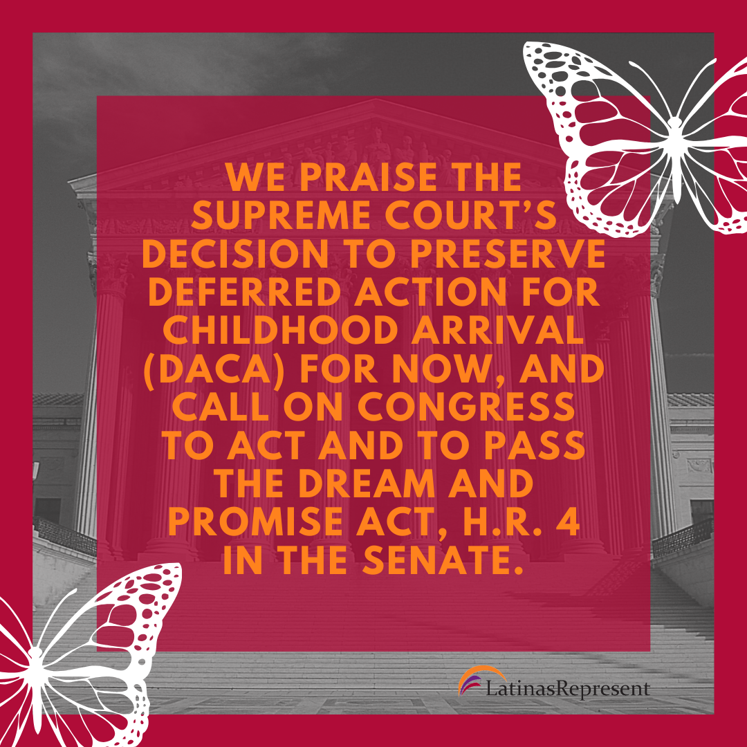NHLA Praises Supreme Court's Decision Against Ending DACA, Calls on Congress to Enact Permanent Relief